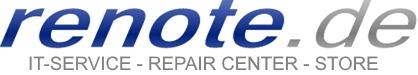 renote.de - IT-Service - Repair-Center - Store - zur Startseite wechseln